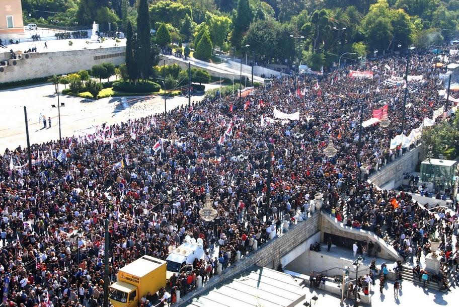 Скрытые механизмы, применные буржуазной системой против трудового народного движения, были предприняты в попытке рассеять эту огромную демонстрацию