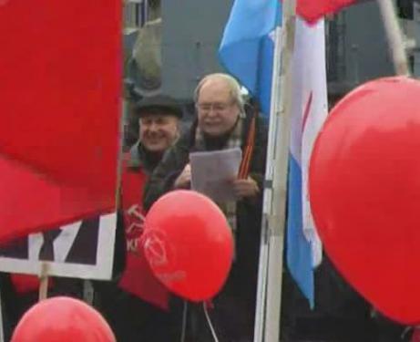 7 ноября в Петербурге